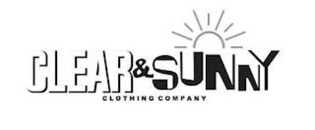 CLEAR & SUNNY CLOTHING COMPANY