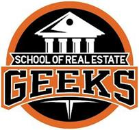 SCHOOL OF REAL ESTATE GEEKS T