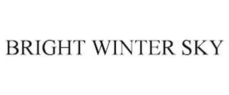 BRIGHT WINTER SKY