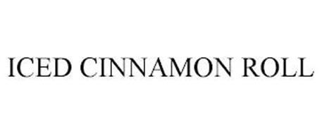 ICED CINNAMON ROLL