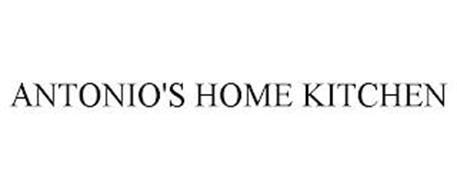 ANTONIO'S HOME KITCHEN