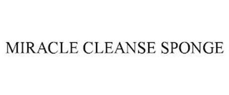 MIRACLE CLEANSE SPONGE