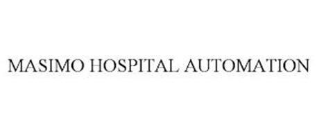 MASIMO HOSPITAL AUTOMATION