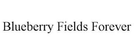BLUEBERRY FIELDS FOREVER