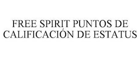FREE SPIRIT PUNTOS DE CALIFICACIÓN DE ESTATUS