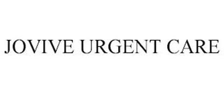 JOVIVE URGENT CARE