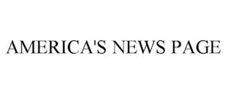AMERICA'S NEWS PAGE