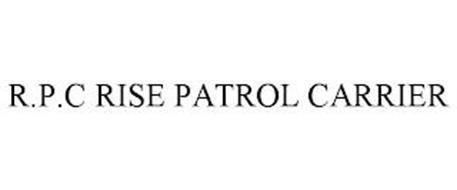 R.P.C RISE PATROL CARRIER
