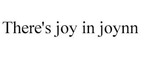 THERE'S JOY IN JOYNN