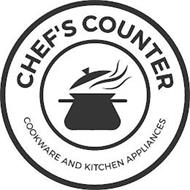 CHEF'S COUNTER COOKWARE AND KITCHEN APPLIANCES