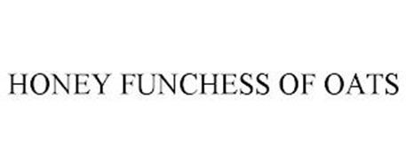 HONEY FUNCHESS OF OATS