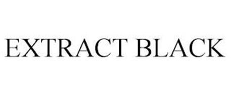 EXTRACT BLACK