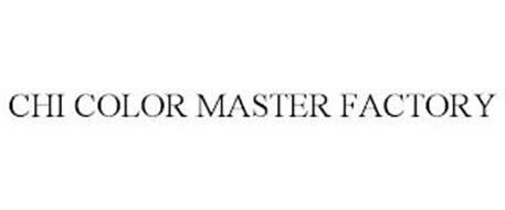 CHI COLOR MASTER FACTORY