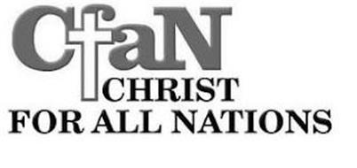 CFAN CHRIST FOR ALL NATIONS