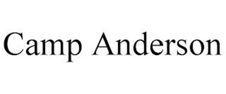 CAMP ANDERSON