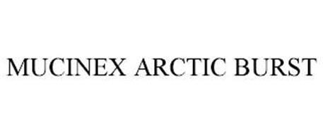 MUCINEX ARCTIC BURST