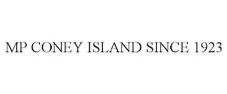 MP CONEY ISLAND SINCE 1923