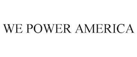 WE POWER AMERICA