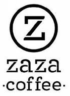 Z ZAZA COFFEE