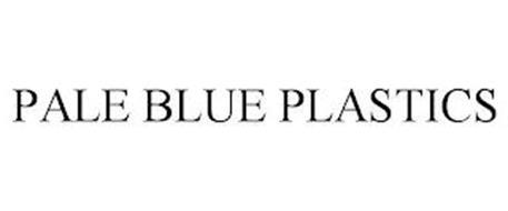 PALE BLUE PLASTICS