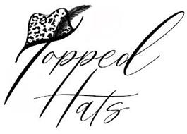 TOPPED HATS
