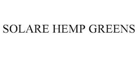 SOLARE HEMP GREENS