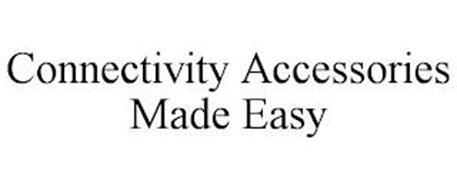 CONNECTIVITY ACCESSORIES MADE EASY