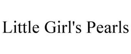 LITTLE GIRL'S PEARLS