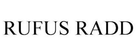 RUFUS RADD
