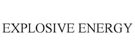 EXPLOSIVE ENERGY