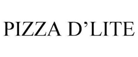 PIZZA D'LITE