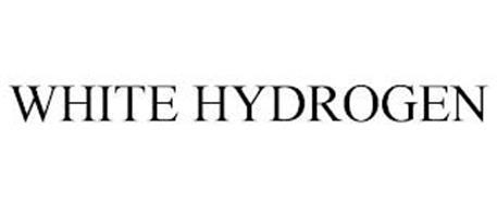 WHITE HYDROGEN