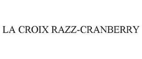LA CROIX RAZZ-CRANBERRY