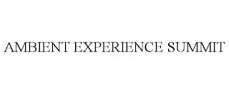 AMBIENT EXPERIENCE SUMMIT