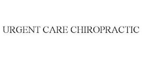 URGENT CARE CHIROPRACTIC