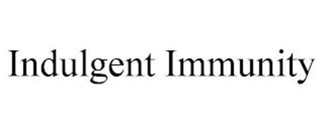 INDULGENT IMMUNITY