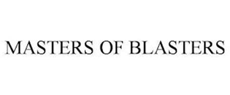 MASTERS OF BLASTERS