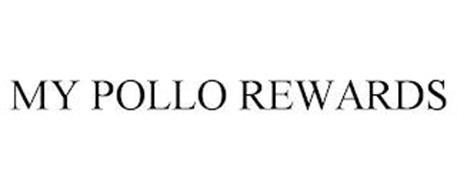 MY POLLO REWARDS