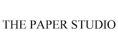 THE PAPER STUDIO
