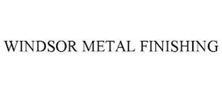 WINDSOR METAL FINISHING