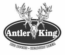 ANTLER KING BIG BUCKS - HEALTHY DEER
