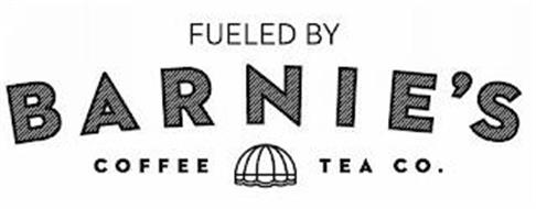 FUELED BY BARNIE'S COFFEE TEA CO.
