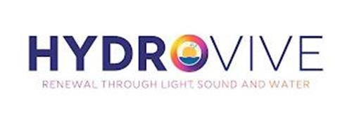 HYDROVIVE RENEWAL THROUGH LIGHT, SOUND AND WATER