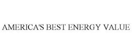 AMERICA'S BEST ENERGY VALUE