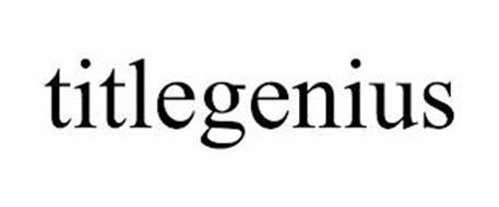 TITLEGENIUS
