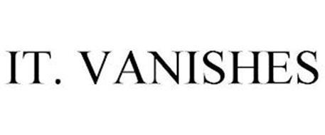 IT. VANISHES