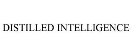 DISTILLED INTELLIGENCE