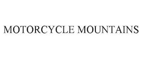 MOTORCYCLE MOUNTAINS