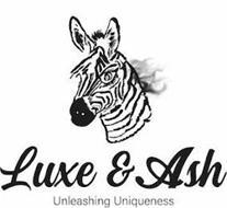 LUXE & ASH UNLEASHING UNIQUENESS