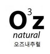 O3Z NATURAL